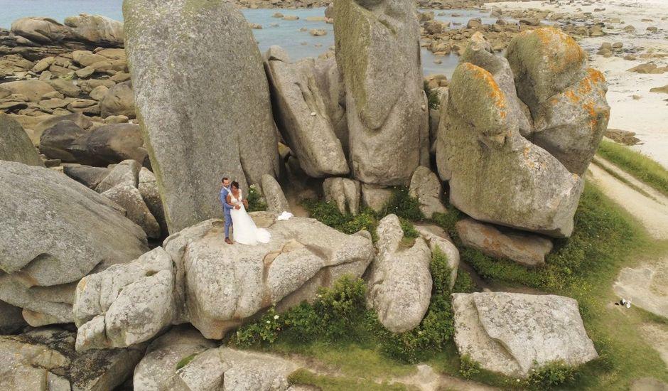 Le mariage de Milin  et Pascal à Lannilis, Finistère