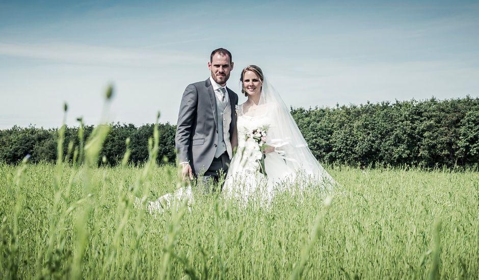Le mariage de Jérémy et Charlotte à Bayeux, Calvados