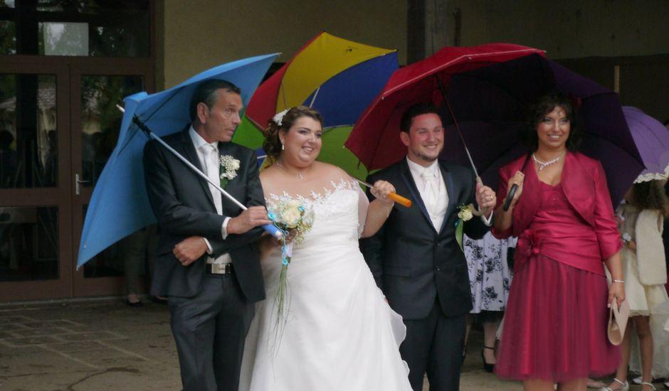 Le mariage de Baptiste et Fanny à Anthon, Isère