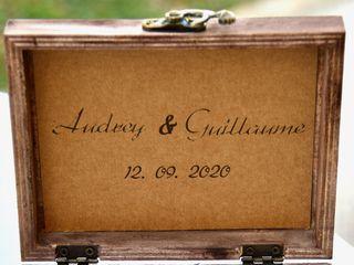 Le mariage de Audrey et Guillaume 2