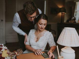 Le mariage de Marine et Thibault