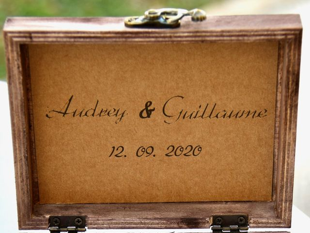 Le mariage de Guillaume et Audrey à Coutevroult, Seine-et-Marne 3