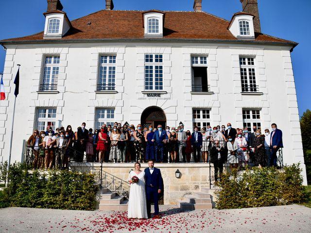 Le mariage de Guillaume et Audrey à Coutevroult, Seine-et-Marne 6