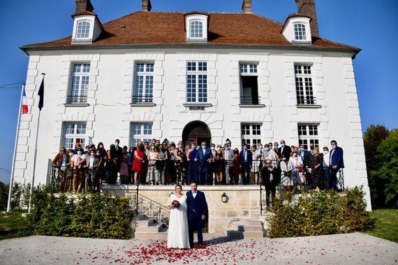 Le mariage de Guillaume et Audrey à Coutevroult, Seine-et-Marne 24