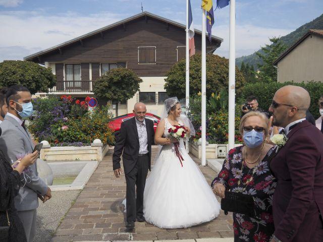 Le mariage de Yves et Céline à Le Cheylas, Isère 37