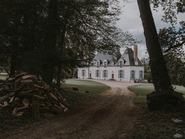 Le mariage de Thibault et Marine à Huisseau-sur-Cosson, Loir-et-Cher 3