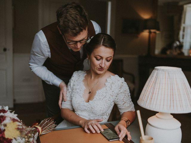 Le mariage de Thibault et Marine à Huisseau-sur-Cosson, Loir-et-Cher 11