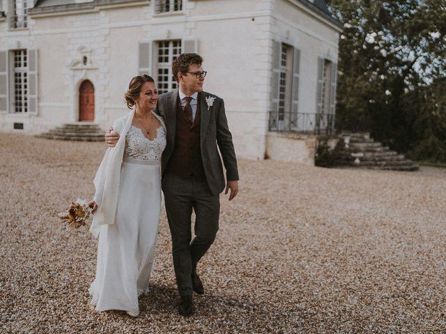 Le mariage de Thibault et Marine à Huisseau-sur-Cosson, Loir-et-Cher 20