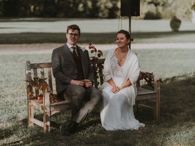 Le mariage de Thibault et Marine à Huisseau-sur-Cosson, Loir-et-Cher 30