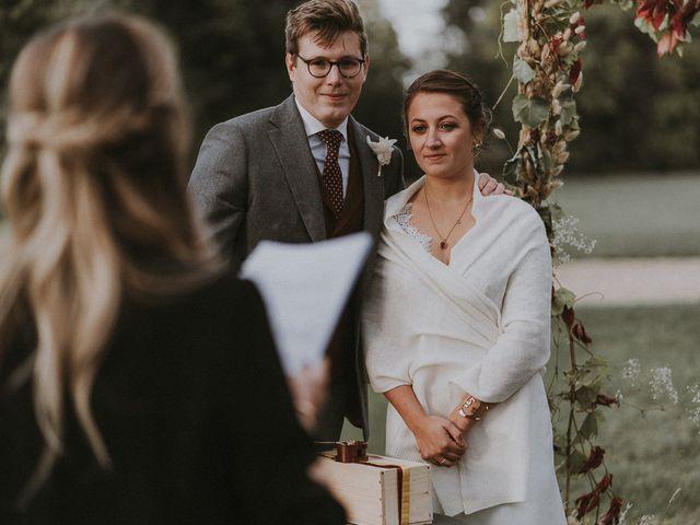 Le mariage de Thibault et Marine à Huisseau-sur-Cosson, Loir-et-Cher 33