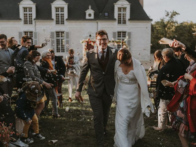 Le mariage de Thibault et Marine à Huisseau-sur-Cosson, Loir-et-Cher 35