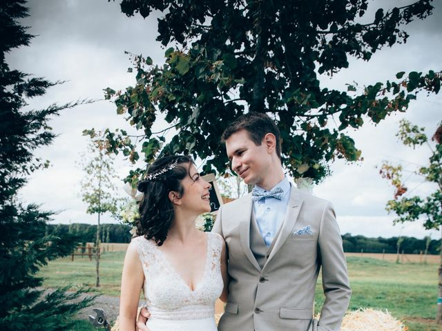 Le mariage de Benjamin et Alix à La Chapelle-Gauthier, Seine-et-Marne 12