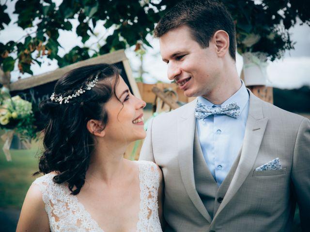 Le mariage de Benjamin et Alix à La Chapelle-Gauthier, Seine-et-Marne 14