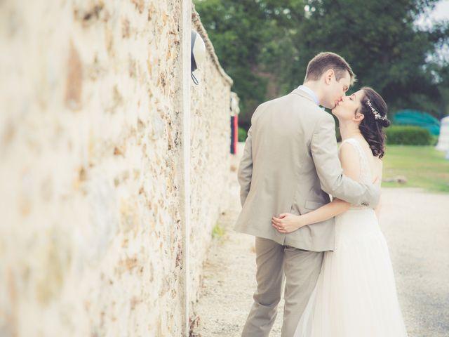 Le mariage de Benjamin et Alix à La Chapelle-Gauthier, Seine-et-Marne 1