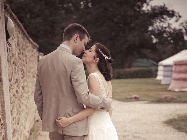 Le mariage de Benjamin et Alix à La Chapelle-Gauthier, Seine-et-Marne 18