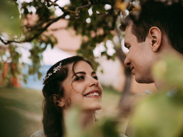 Le mariage de Benjamin et Alix à La Chapelle-Gauthier, Seine-et-Marne 20