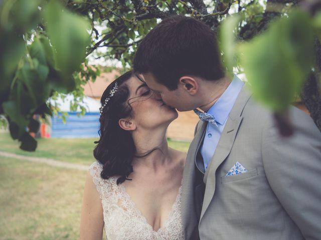 Le mariage de Benjamin et Alix à La Chapelle-Gauthier, Seine-et-Marne 21
