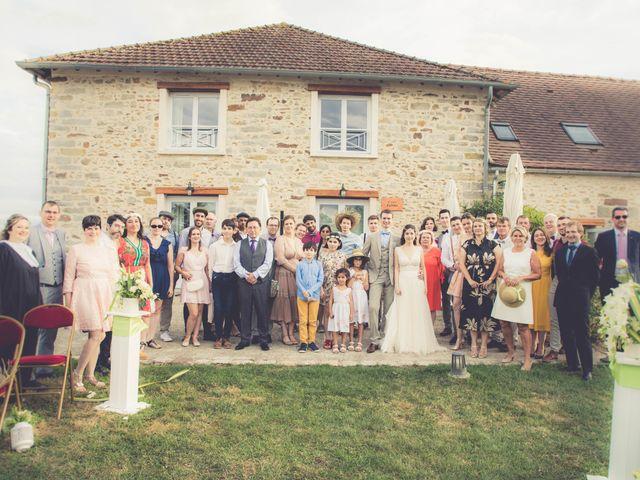 Le mariage de Benjamin et Alix à La Chapelle-Gauthier, Seine-et-Marne 44
