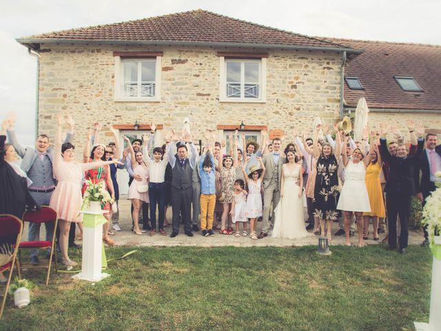 Le mariage de Benjamin et Alix à La Chapelle-Gauthier, Seine-et-Marne 45