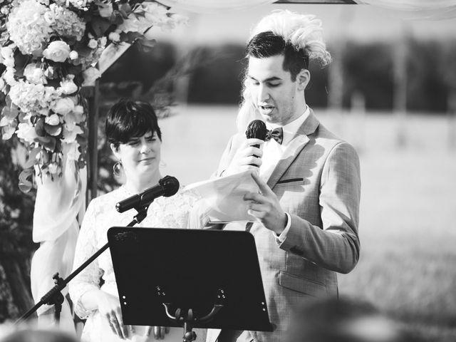 Le mariage de Benjamin et Alix à La Chapelle-Gauthier, Seine-et-Marne 75