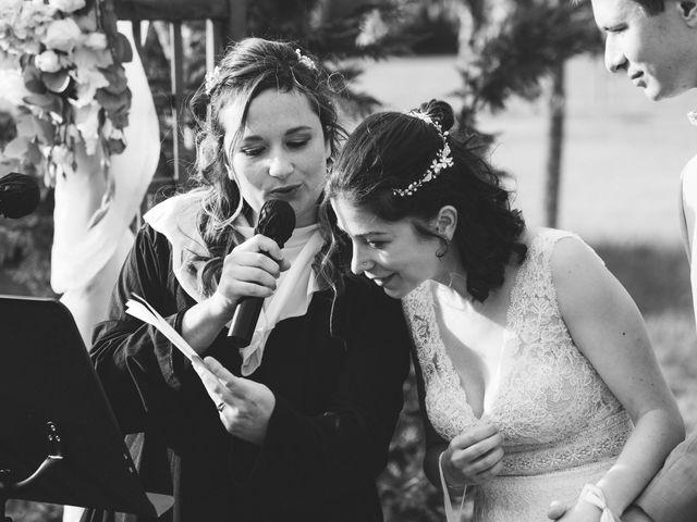 Le mariage de Benjamin et Alix à La Chapelle-Gauthier, Seine-et-Marne 89