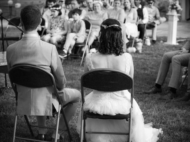 Le mariage de Benjamin et Alix à La Chapelle-Gauthier, Seine-et-Marne 92