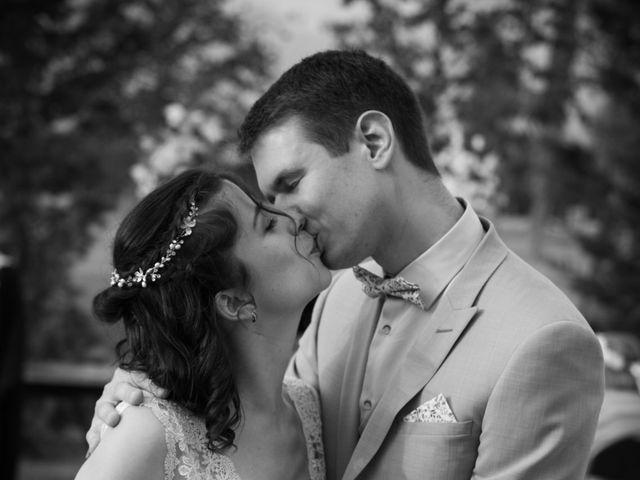 Le mariage de Benjamin et Alix à La Chapelle-Gauthier, Seine-et-Marne 94