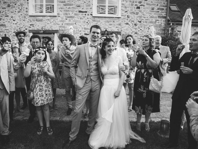 Le mariage de Benjamin et Alix à La Chapelle-Gauthier, Seine-et-Marne 96