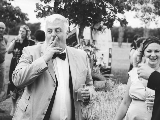 Le mariage de Benjamin et Alix à La Chapelle-Gauthier, Seine-et-Marne 110