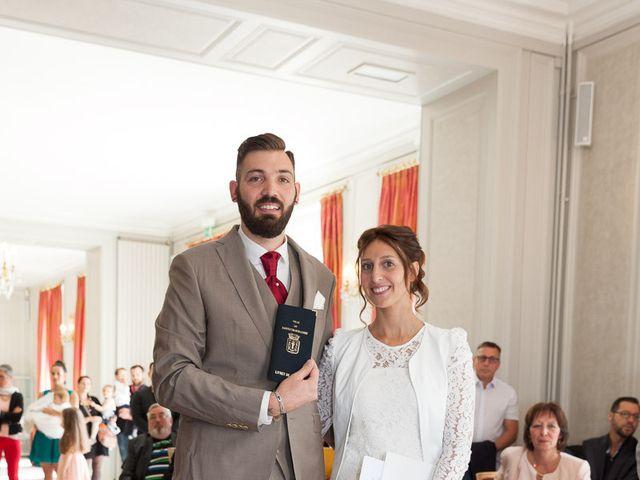 Le mariage de Guillaume et Estelle à Saint-Cyr-sur-Loire, Indre-et-Loire 9