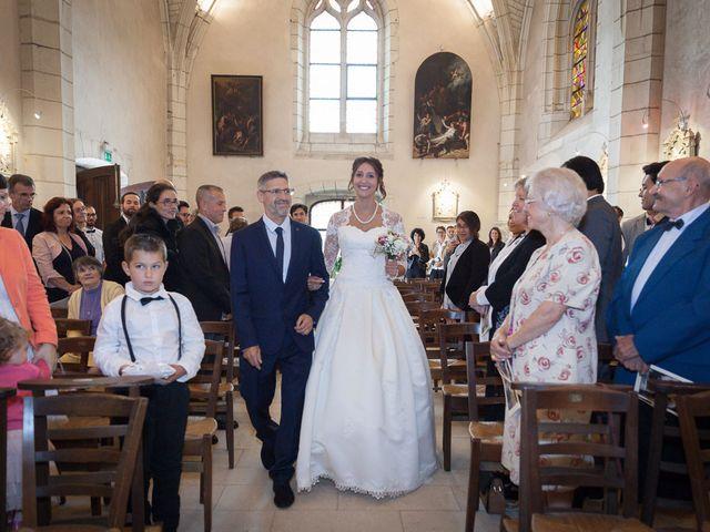 Le mariage de Guillaume et Estelle à Saint-Cyr-sur-Loire, Indre-et-Loire 14