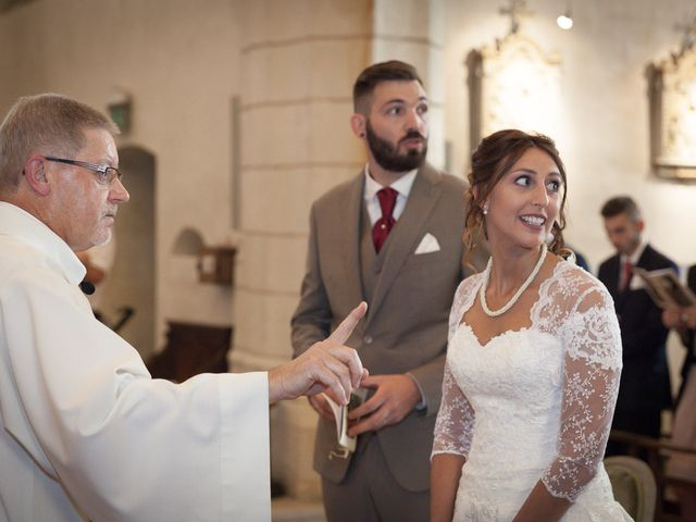 Le mariage de Guillaume et Estelle à Saint-Cyr-sur-Loire, Indre-et-Loire 15