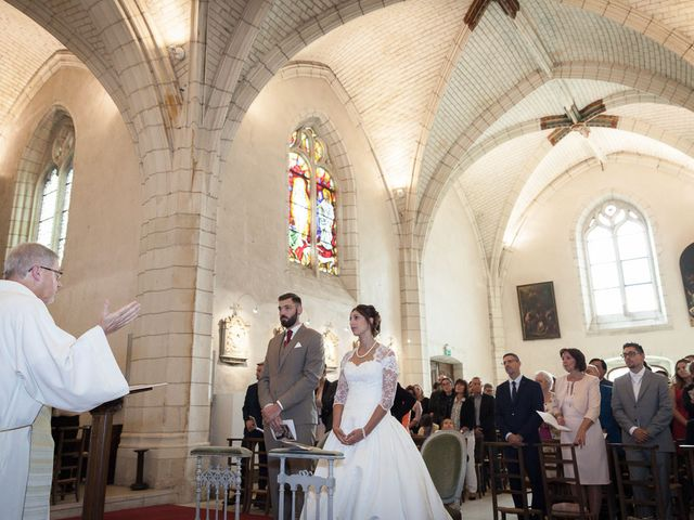 Le mariage de Guillaume et Estelle à Saint-Cyr-sur-Loire, Indre-et-Loire 16