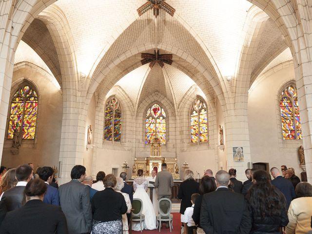 Le mariage de Guillaume et Estelle à Saint-Cyr-sur-Loire, Indre-et-Loire 19