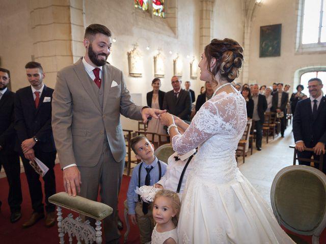 Le mariage de Guillaume et Estelle à Saint-Cyr-sur-Loire, Indre-et-Loire 23
