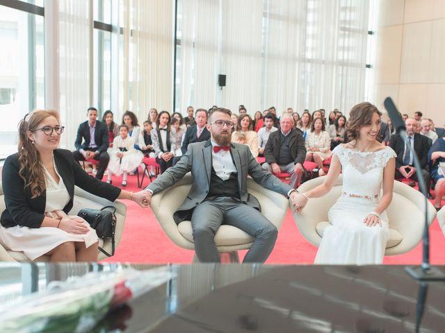 Le mariage de Bojan et Amel à Créteil, Val-de-Marne 22