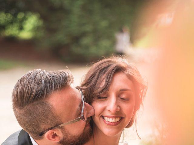 Le mariage de Amel et Bojan