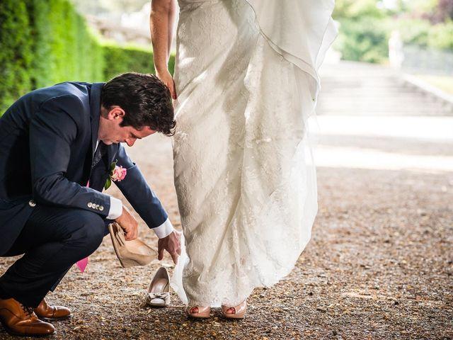 Le mariage de Rhys et Sophie à Saint-Cloud, Hauts-de-Seine 9