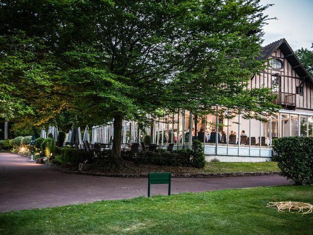 Le mariage de Rhys et Sophie à Saint-Cloud, Hauts-de-Seine 23