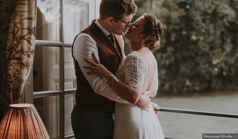 Le mariage de Thibault et Marine à Huisseau-sur-Cosson, Loir-et-Cher