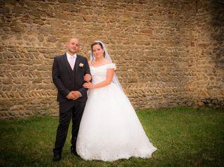 Le mariage de Ophélie et Gilles