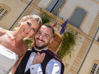 Le mariage de Marina et Ianis