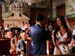 Le mariage de Léa et Mickael