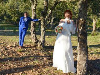 Le mariage de Stéphanie et Benjamin
