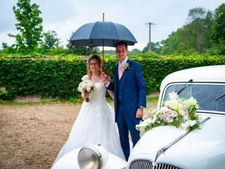 Le mariage de Alessandra et Eric 1