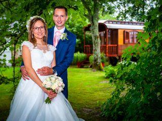 Le mariage de Alessandra et Eric