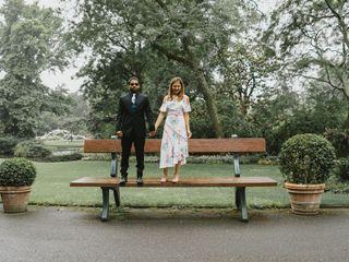 Le mariage de Camille et Abhishek 2
