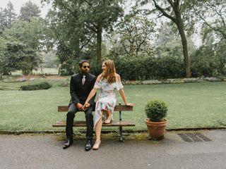 Le mariage de Camille et Abhishek 3