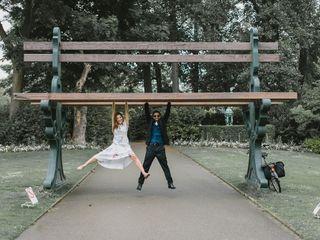 Le mariage de Camille et Abhishek