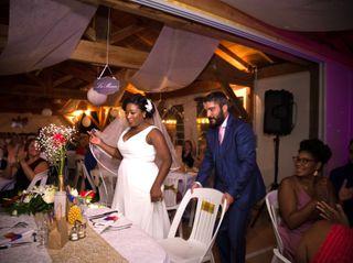Le mariage de Darlie et Antoine